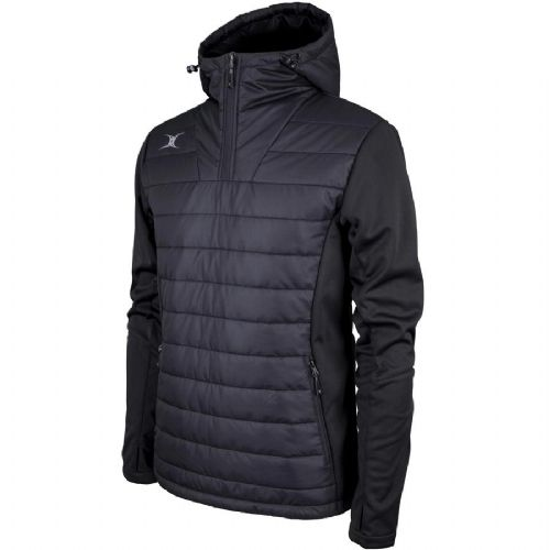 Pro Active 1/4 Zip Jacket- Men